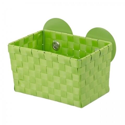 Coș de depozitare Fermo Green WENKO, fără găurire sau înșurubare