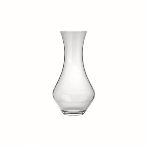 Decantor Nadir Hourglass, 12.5 x 22 cm, 950 ml, sticla rezistenta,  transparent