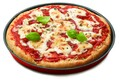 Tava rotunda pentru copt pizza in cuptorul cu microunde, Snips, 26 cm Ø, aluminiu
