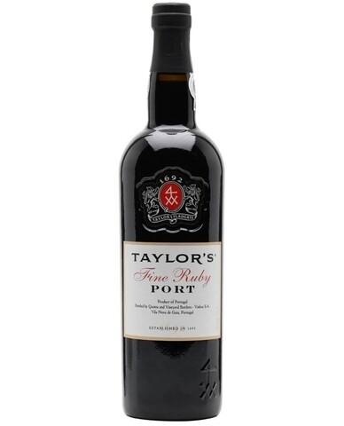 Taylor's Fine Ruby Vin de Porto