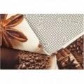 Covor rezistent Webtappeti BREAK 60X150 cm, maro