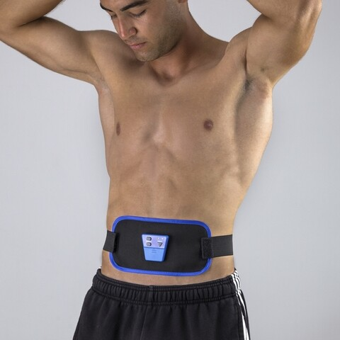 Centura de electrostimulare musculara InnovaGoods Tonify