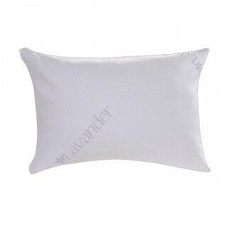 Perna tricot cu tratament Lavanda Green Future Natura, 50 x 70 cm