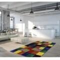 Covor Ludvic Koberec SM73A, 100 x 140 cm, 100% poliester, multicolor
