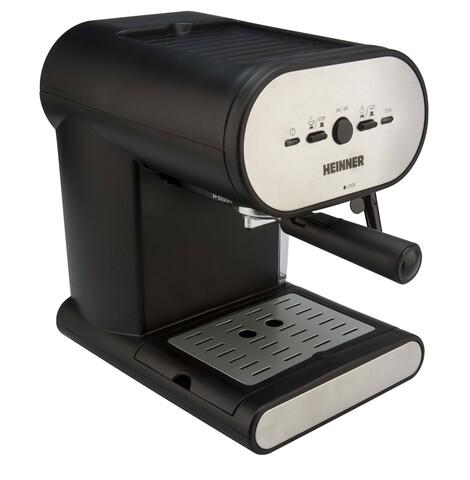 Espressor Soft Cream, Heinner, 1050 W, 1 L, negru
