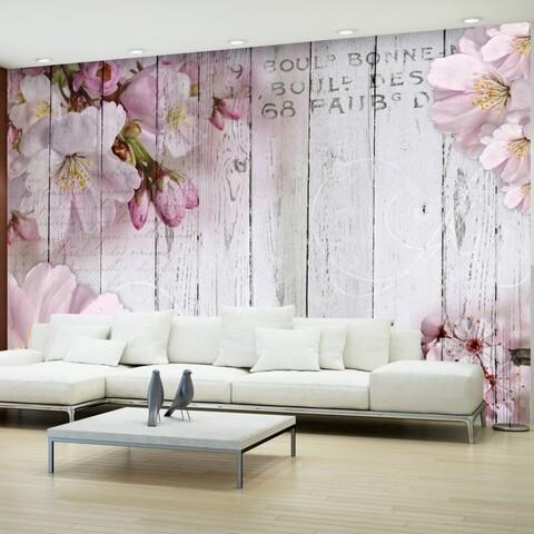 Fototapet vlies, Apple Blossoms, Artgeist, 200x140 cm