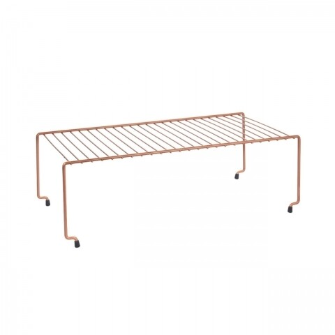 Suport pentru dulap Metaltex Brooklyn Copper