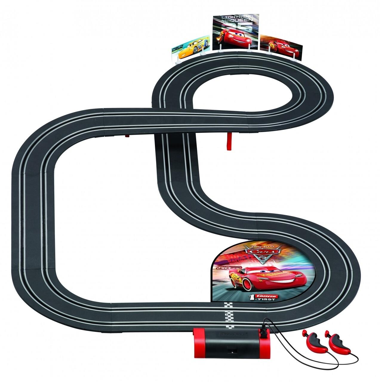 Pista de curse Cars 3, 3.5 m