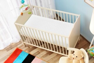 Saltea copii, Bebeluca, Confort, 70 x 140 cm, husa detasabila
