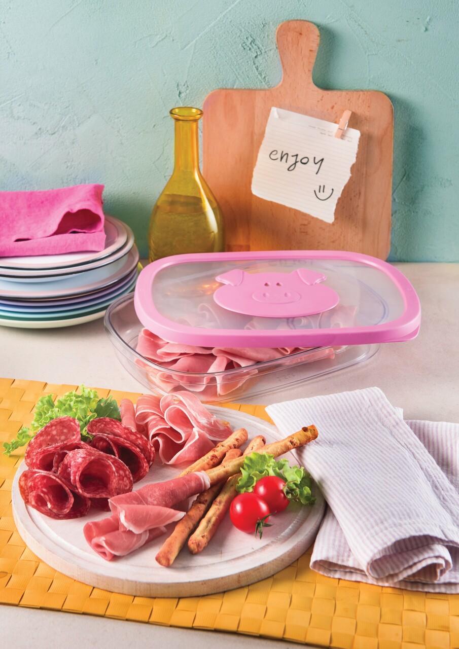 Recipient depozitare carne/mezeluri, Snips, Cold Meat Saver, 1.5 L, polipropilena