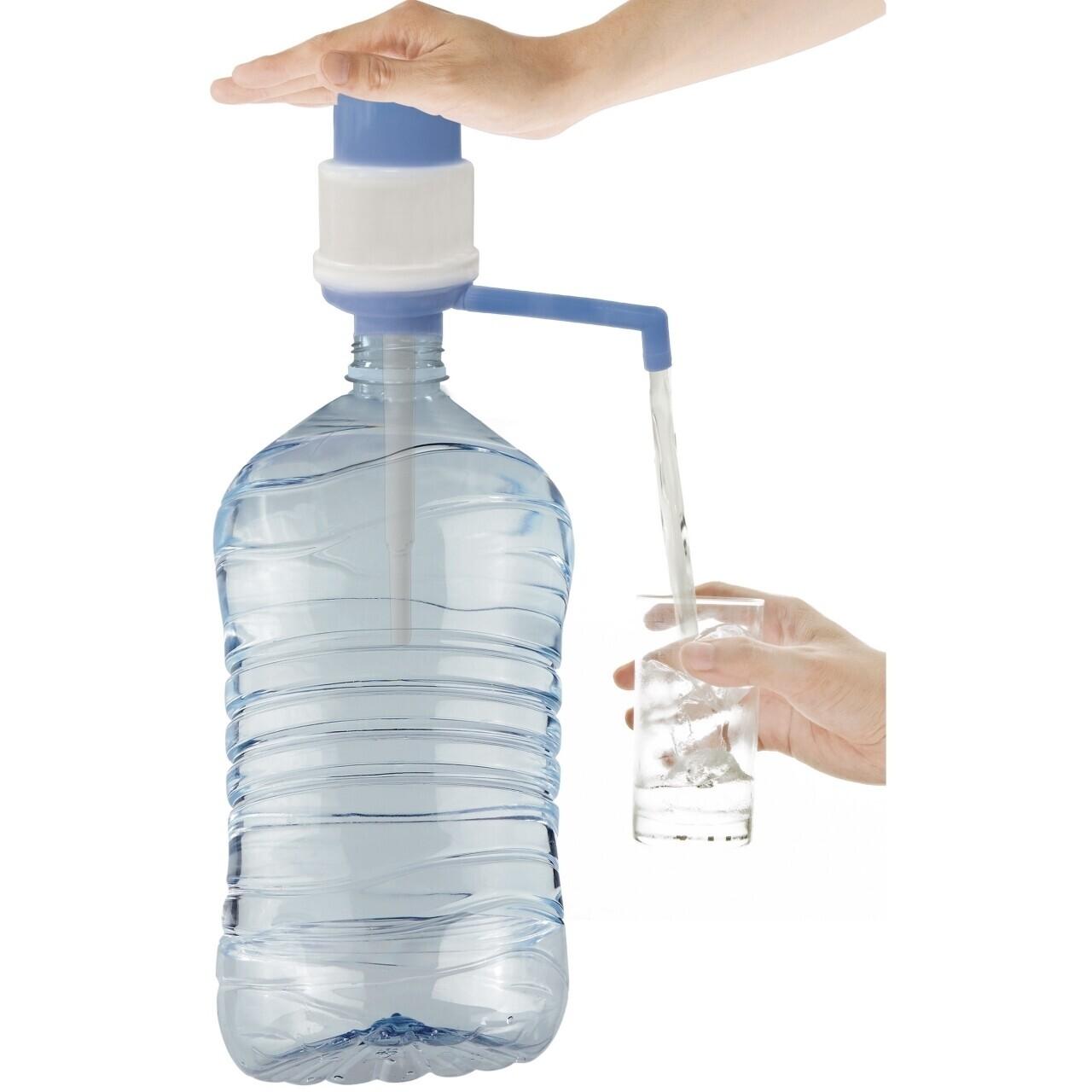 Pompa manuala pentru bidon de apa, Jocca, plastic