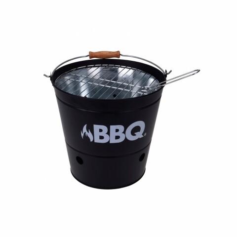 Găleată BBQ Black