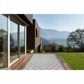 Covor indoor outdoor Floorita RETE SILVER 194X290