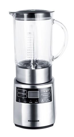 Blender de masa, Heinner, 1000 W, 5 viteze, argintiu