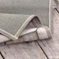Covor rezistent Webtappti Keylove 60 x 140 cm, gri