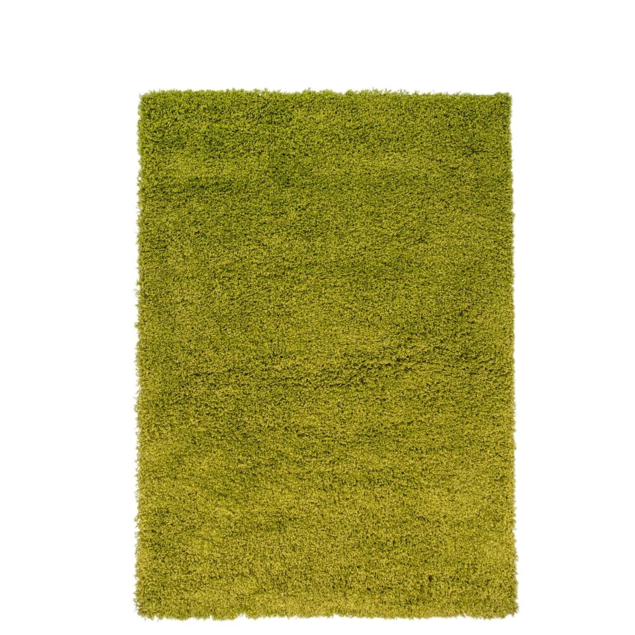 Covor Cariboo Green, Flair Rugs, 120 x 170 cm, 100% polipropilena, verde