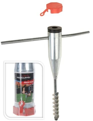 Suport pentru umbrela, metal, 6,5x56,5 cm