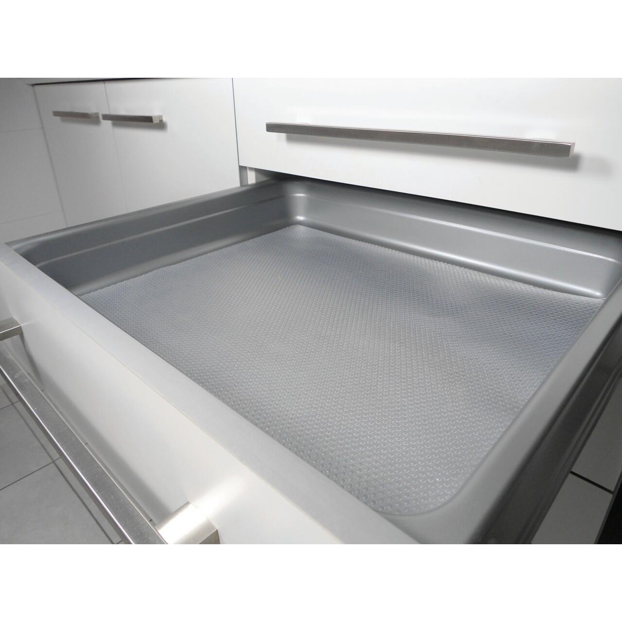 Folie de protectie pentru sertar/dulap, Jocca, 150x50 cm, plastic EVA