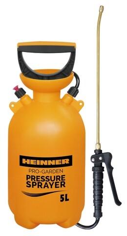 Pulverizator cu presiune Heinner, 5 L, lance din aluminiu