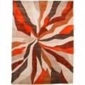 Covor Infinite Splinter Orange 80X150 cm
