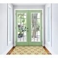 Covor indoor outdoor Floorita GRECA GREEN 160X230