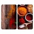 Set 2 protecții universale pentru aragaz Wenko Spice