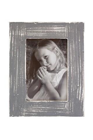 Rama foto Antique, Bedora, 10x15 cm, MDF, gri