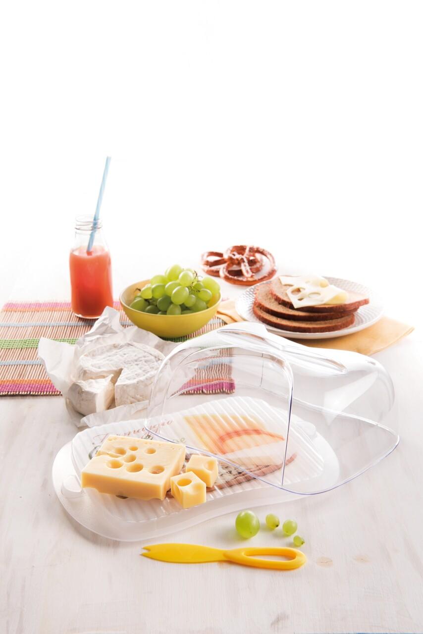 Recipient depozitare branzeturi, Snips, Cheese Box, 3 L, plastic