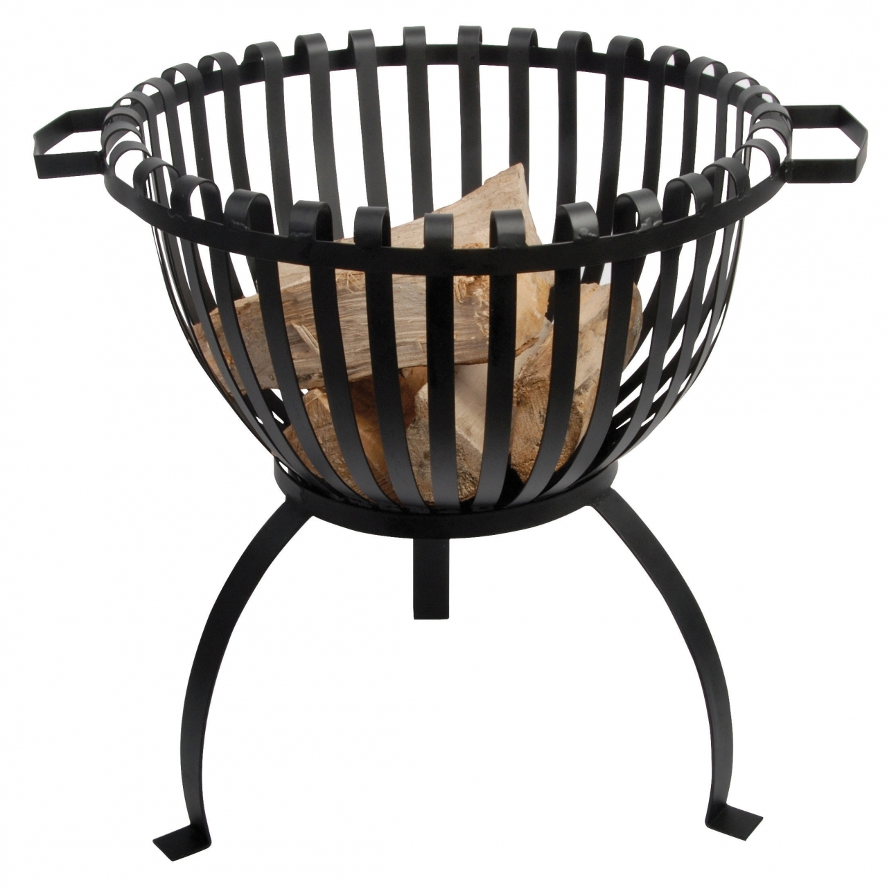 Coș pentru lemne de foc