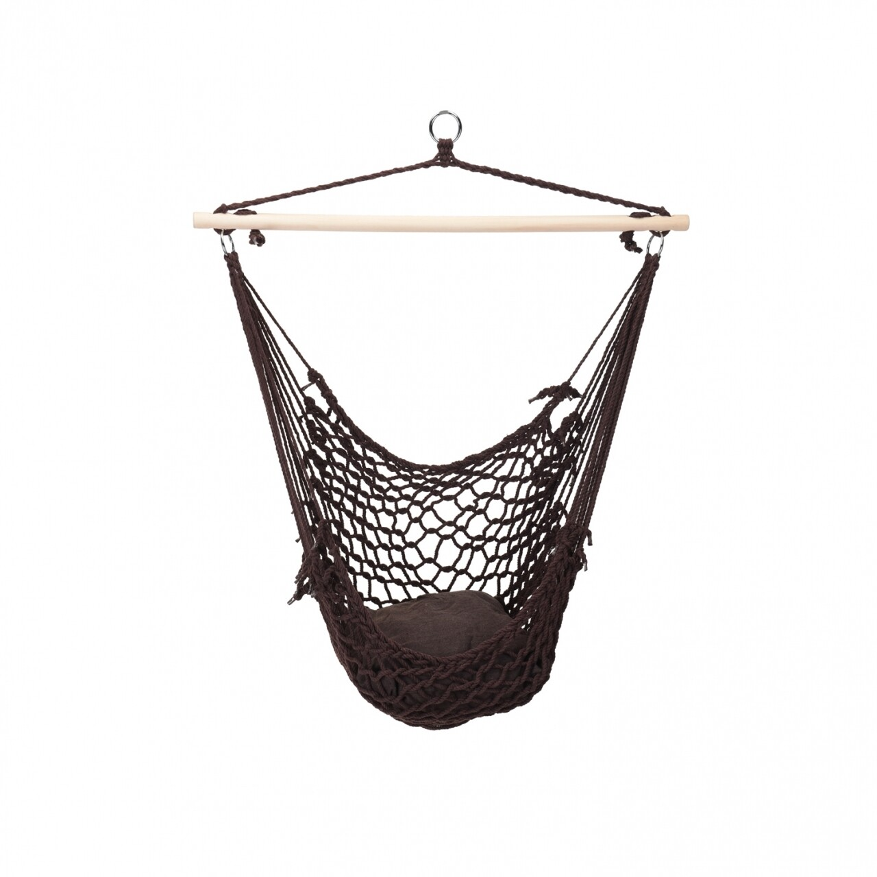 Hamac tip scaun, 40x40 cm, Brown