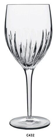 Set 6 pahare pentru vin, Incanto Goblet C 432, Luigi Bormioli, 500 ml, sticla cristal