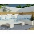 Covor indoor outdoor Floorita BRAID NAVY 160X230