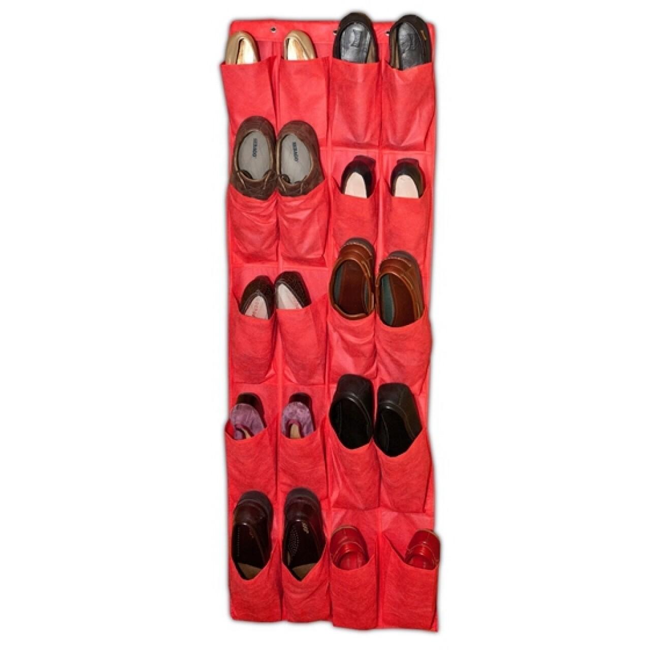 Organizator de pantofi Jocca Red