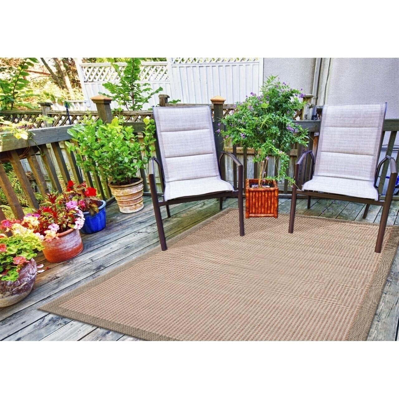 Covor indoor outdoor Floorita CHROME TERRA 160X230