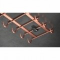 Suport căni Metaltex Undershelf Copper