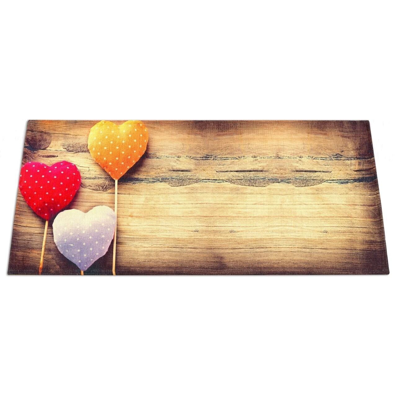 Covor rezistent Webtappeti Sweethearts 60 x 190 cm