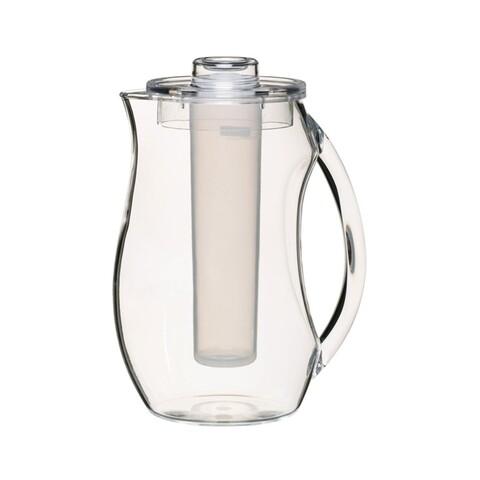 Carafa cu recipient gheata, Kitchen Craft, 2.3 L, policarbonat