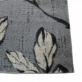 Covor Specter Grey Flower, Floorita, 160 x 230 cm, 100% polipropilena, gri