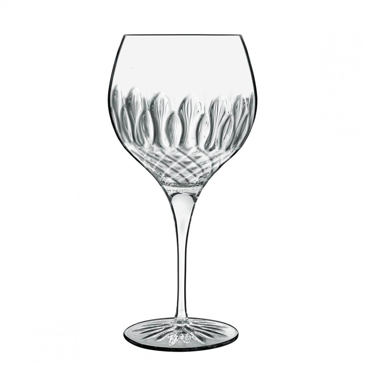 Set 4 pahare gin, Diamante, Luigi Bormioli