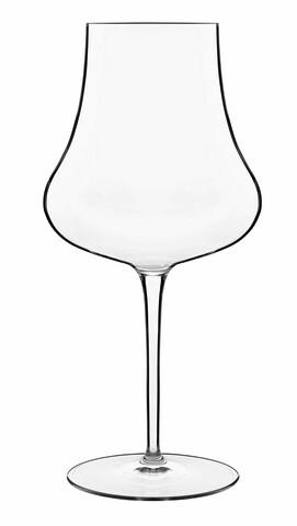Set 6 pahare pentru vin, Tentazioni Bordeaux C 487, Luigi Bormioli, 670 ml, sticla cristal