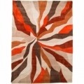 Covor Infinite Splinter Orange 120X170