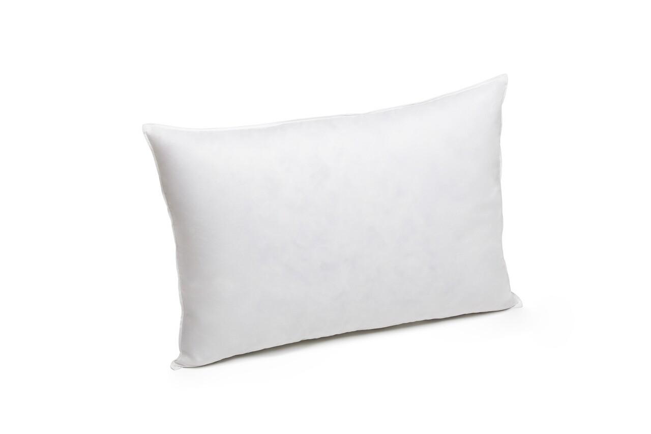 Perna Dual Confort Bedora, 100% puf si pana de gasca, 50 x 70 cm