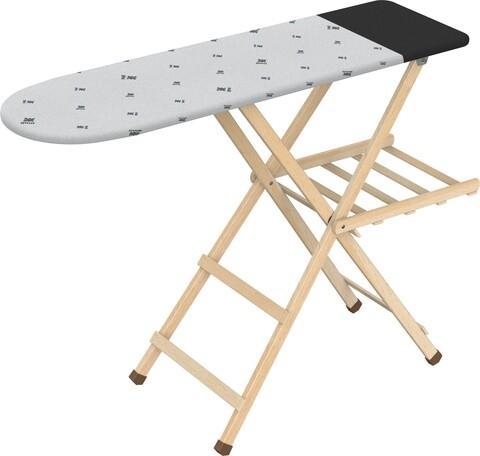 Masa de calcat din lemn, Gimi, Legno Tech, 114x38 cm