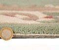 Covor Aubusson Green, Flair Rugs, 75x150 cm, lana, multicolor