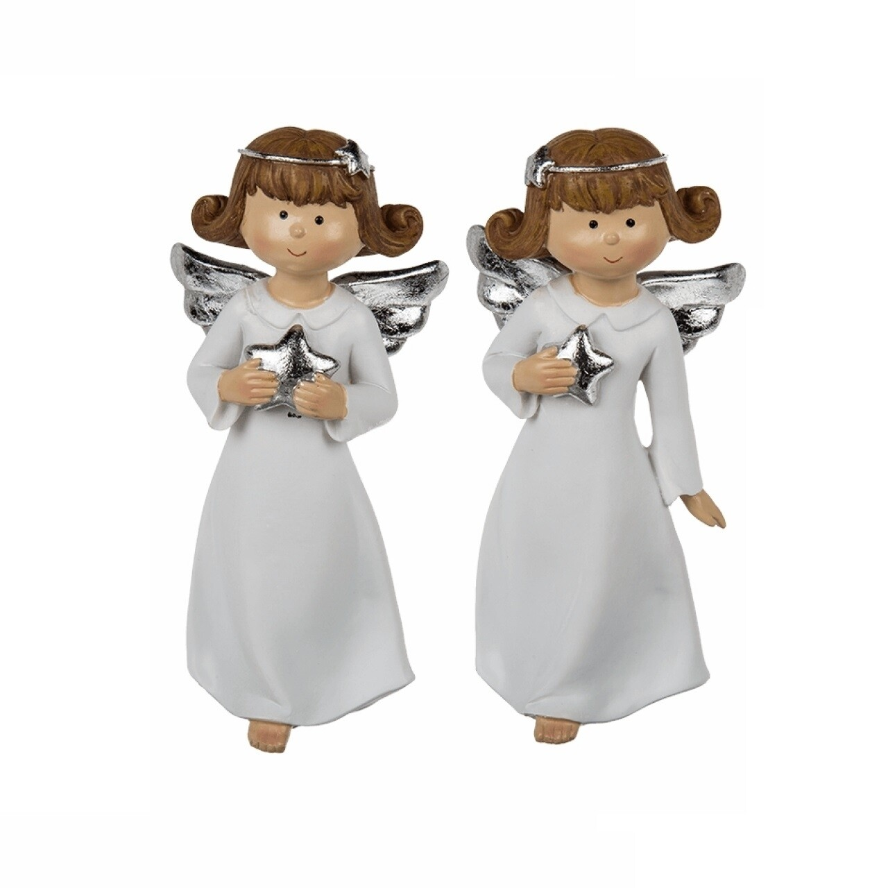 Set 2 decorațiuni Înger