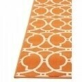 Covor indoor outdoor Floorita INTERLACED ORANGE 160X230