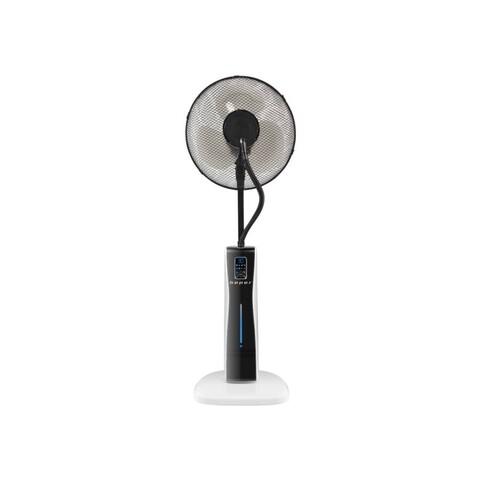 Ventilator cu pulverizator si cu ecran tactil VE.510, Beper, 75 W, 130 cm