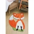 Covor Kiddy Play D040 Fox Multi 90X90 cm